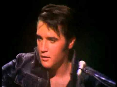 ELVIS 1968 Come back Special Thats alright mama mpg
