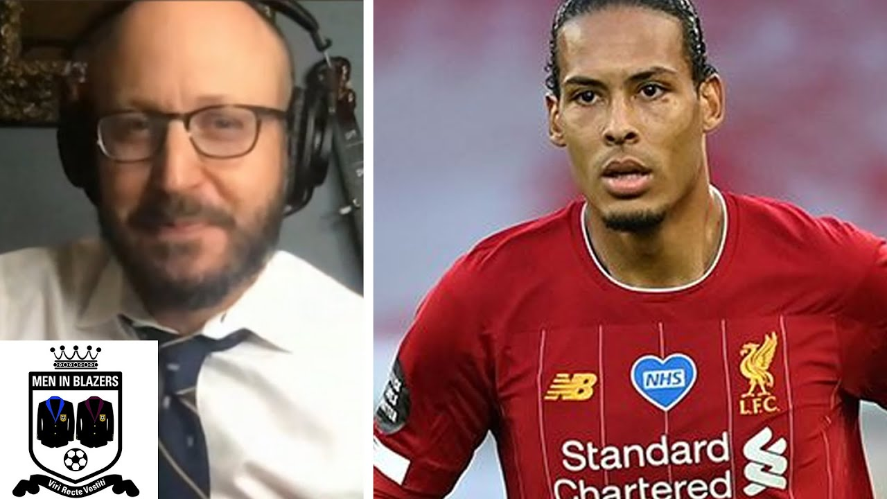 Men in Blazers: Virgil van Dijk discusses Liverpool's title, what drew him to team | NBC Sports