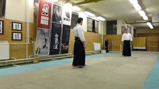 jyu waza 6  kyu [TUTORIAL] Aikido empty hand basic technique