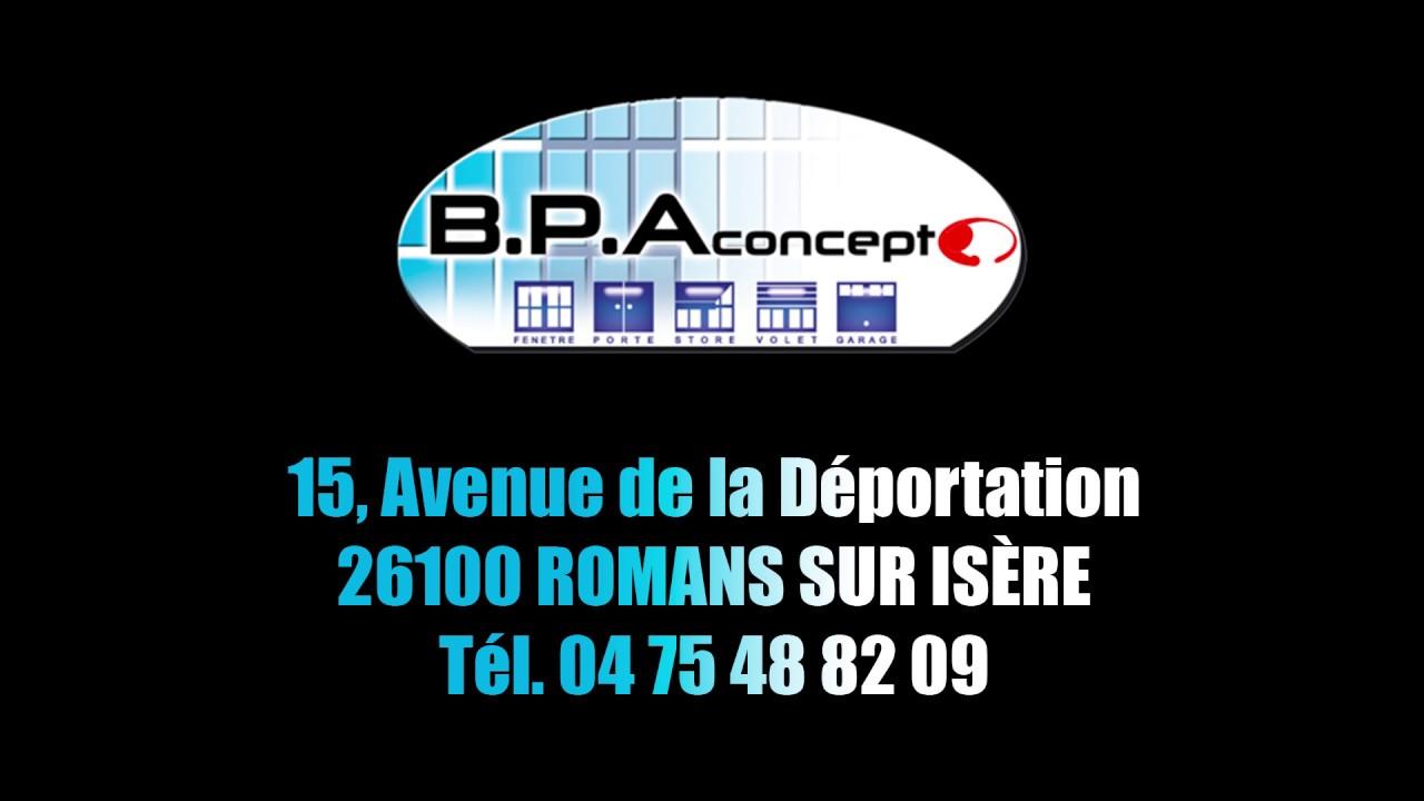 Menuiserie Romans Sur Isere b.p.a concept
