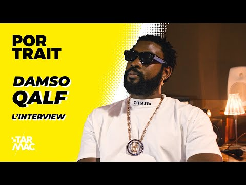 Youtube: Damso. Interview exclusive en direct de Kinshasa pour la sortie de QALF !