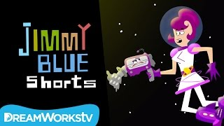 Jimmy and Suzy Spaceflier Part 2 | JIMMY BLUE SHORTS