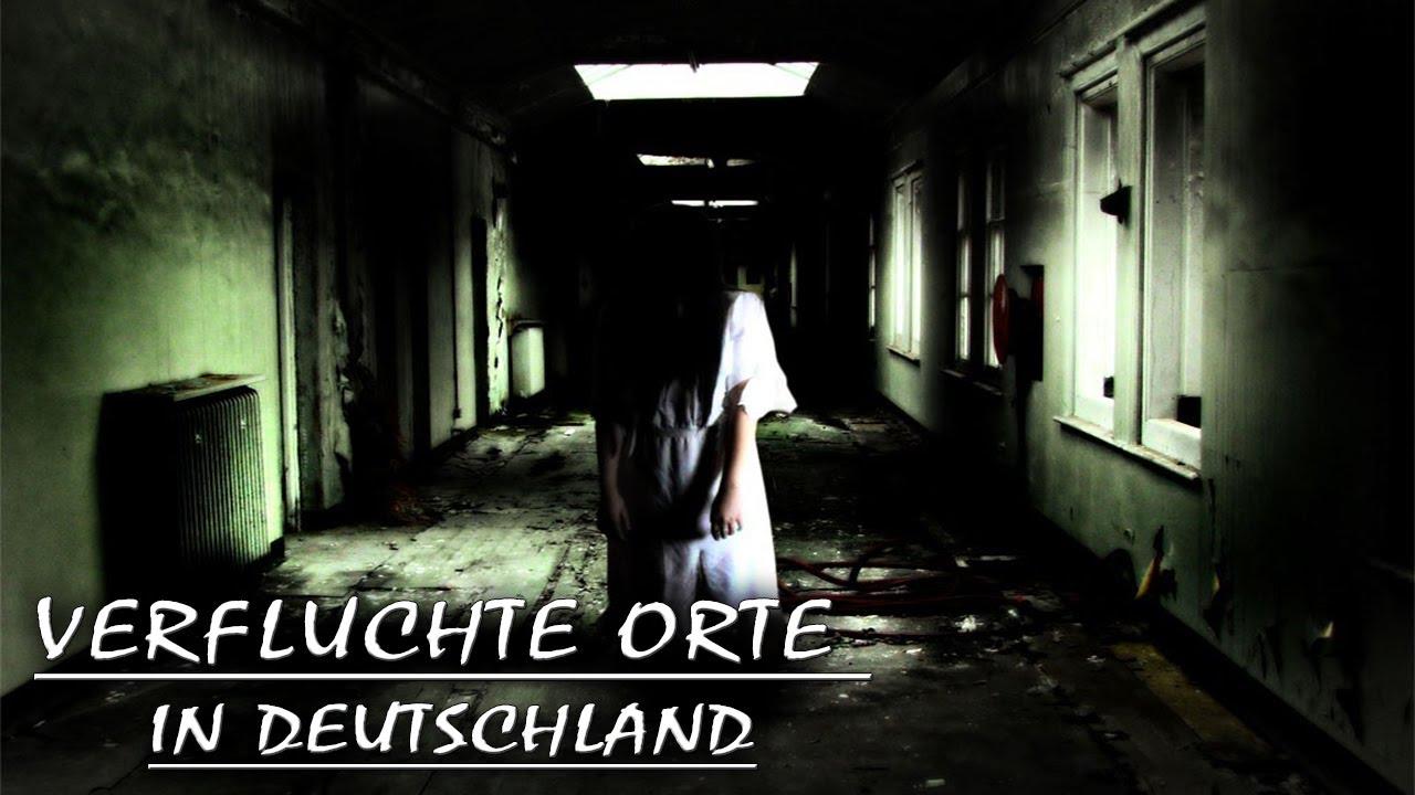 5 VERFLUCHTE ORTE in Deutschland  YouTube