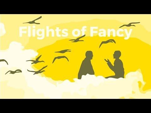 Flights of Fancy #02. Some Frankfurt Stories