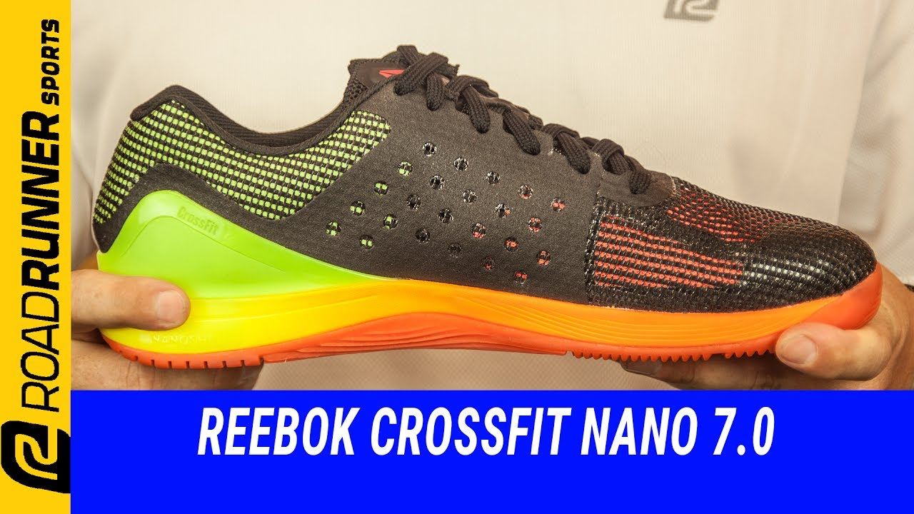 Reebok CrossFit Nano 7.0 Review |As Many Reviews As Possible