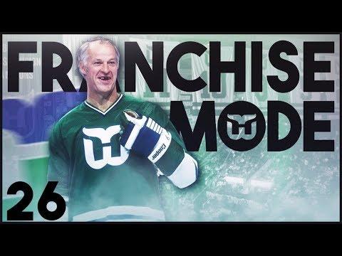 "NHL 18 - Hartford Whalers Franchise Mode #26 ""Stanley Cup Final"""