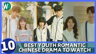 BEST YOUTH ROMANCE CHINESE DRAMA 2020