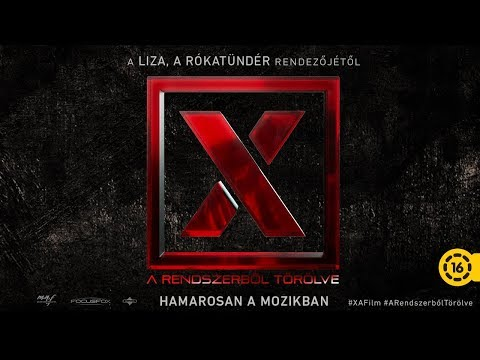 X - A rendszerbõl törölve