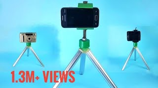 How to Make a Tripod for Smartphone