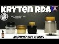 Psyclone Mods Kryten RDA Review & Build | Plus All The Accessories!