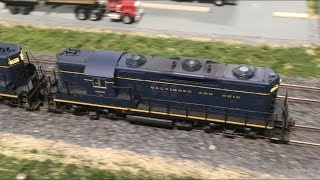 Download Video 2018 Bluefield Railfest Displays (11/10/18) MP3 3GP MP4