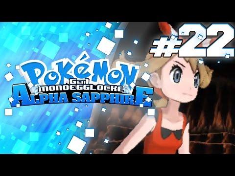 "Pokemon Alpha Sapphire GenOne Locke w/ BlueJayOnToast Ep 22 ""Primal Kyogre"""