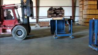 Two-piece Lumber Cart