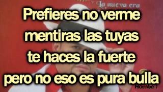 De los labios para afuera- Nelson Velasquez (Con Letra HD) Ay Hombe!!!