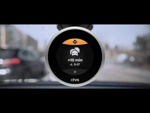 Video: Dem Verkehr einen Schritt voraus // Chris, Dein digitaler Beifahrer