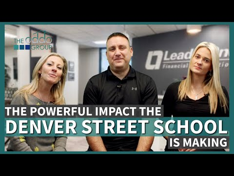 The Oddo Group supports The Denver Street School's efforts!