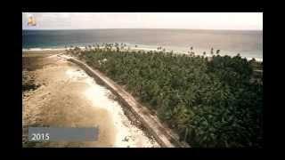 Pembangunan Infrastruktur untuk Kepulauan Terdepan NKRI - ( Batas Utara Pulau Miangas 2015 )
