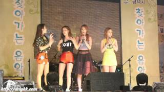 [직캠] 130712 쥬얼리Jewelry - Talk 2of2 (HR) [평택] by drighk