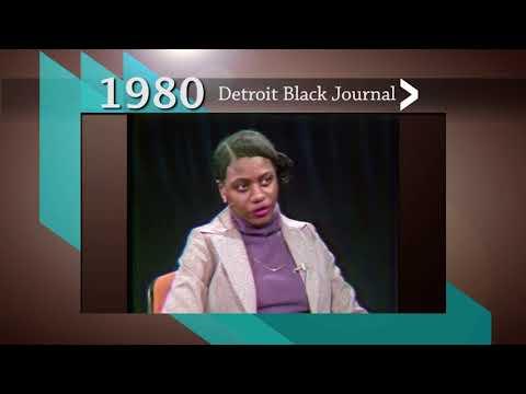Detroit Black Journal Clip: African American Art | American Black Journal Clip