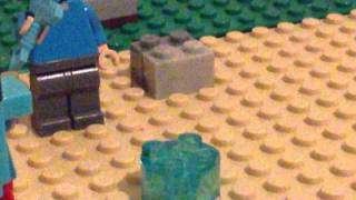Ultimate Lego minecraft hunger games 7