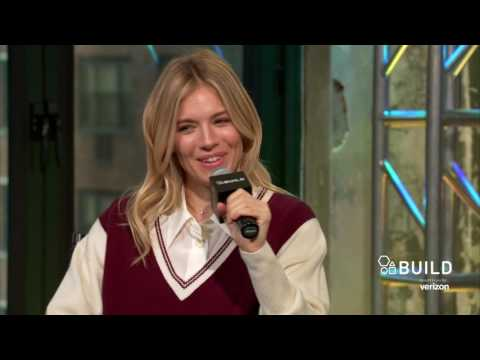 "Sienna Miller Talks About The Movie, ""Live By Night"" 