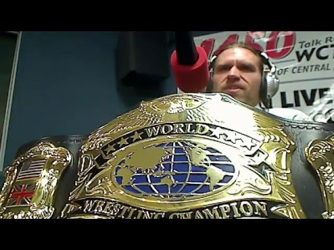 IWF Champion Roman Zachary on WCTC Radio March 11, 2016