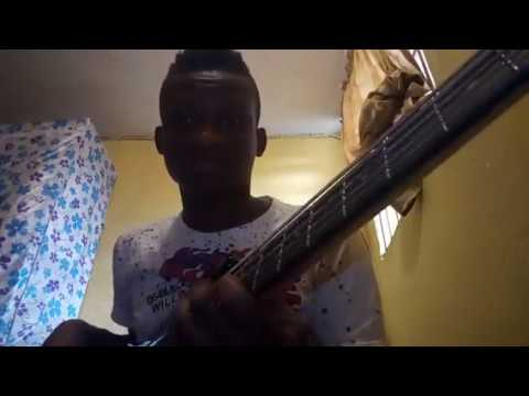 Mama By Mayorkun. (bass Cover)