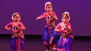 NAVARASA Dance Academy - 9th Anniversary - Highlights