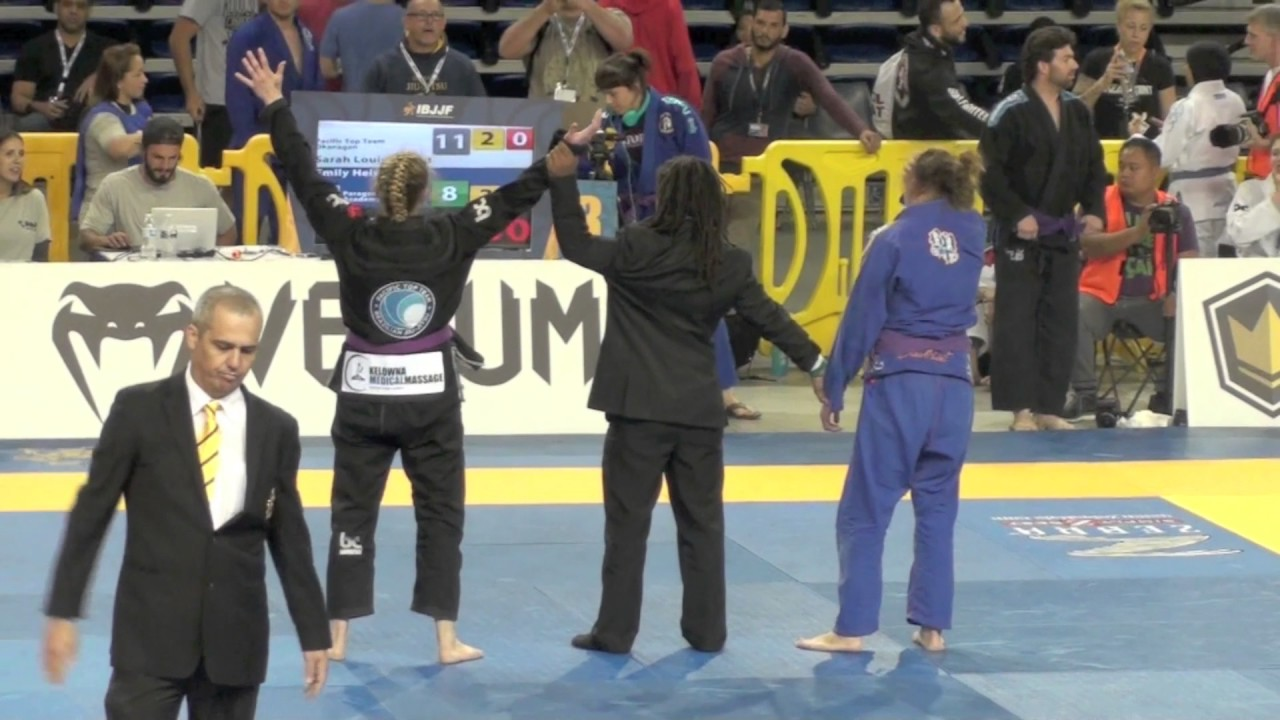 Sarah Draht    Female Purple Belt Highlight Reel    Pacific Top Team ...