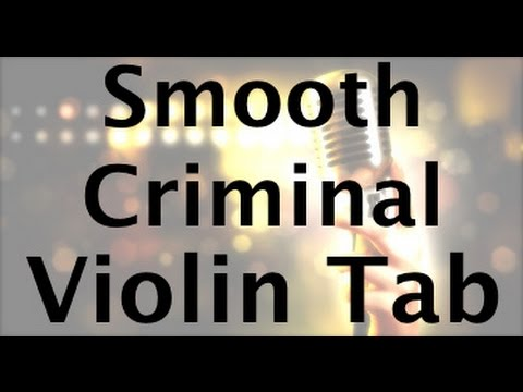 Learn Smooth Criminal on Violin - How to Play Tutorial