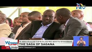 Sagana meeting with president Uhuru renews hope of support in 2022 polls -Ruto political allies