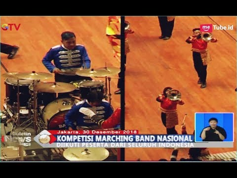 Kompetisi Marching Band Nasional 2018 Tingkat SMA dan Universitas - BIS 31/12