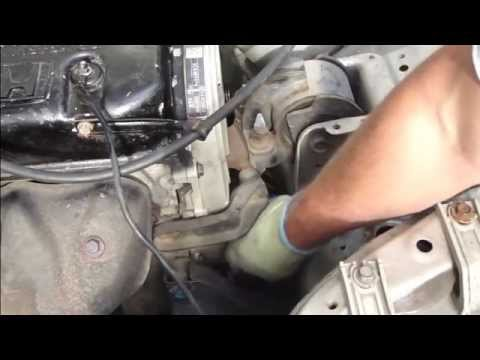 How To Replace Alternator Honda Civic Years 1991 To 2004