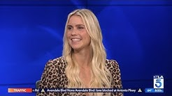 "Claire Holt on her Newborn Baby & the New Movie ""A Violent Separation"""