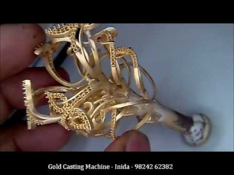 Gold Casting Machine gold making machinery Jewellery casting