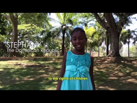 Campaigning with Children in Latin America and Caribbean