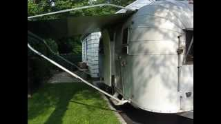 1969 AVION T-22 Tourist Travel Trailer