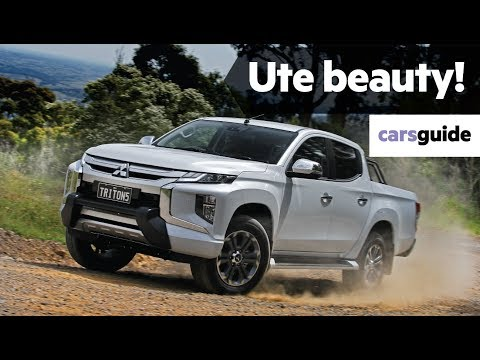 Mitsubishi Triton 2019 review