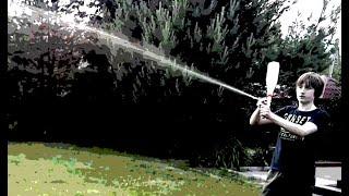 супер водный пистолет своими руками