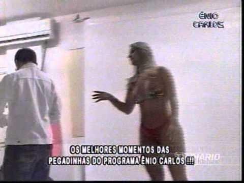 Ênio Carlos. Pegadinha com a Jamile Lima! thumbnail