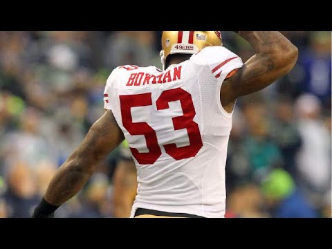 Oakland Raiders Should Get Navarro Bowman Former 49ers LB