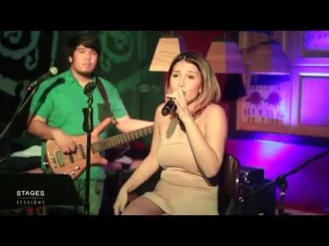 Tippy Dos Santos - I Don't Wanna Wait (a Paula Cole cover) Live at the Stages Sessions