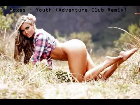 Foxes Youth Adventure Club Remix Female vocal, Dubstep