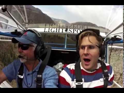 Idaho Airstrip Tour