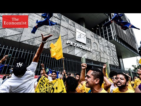 Corruption in Brazil: the scam that put politicians behind bars | The Economist