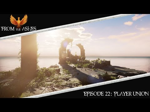 Ashes of Creation - From The Ashes   Episode 22: Player Union