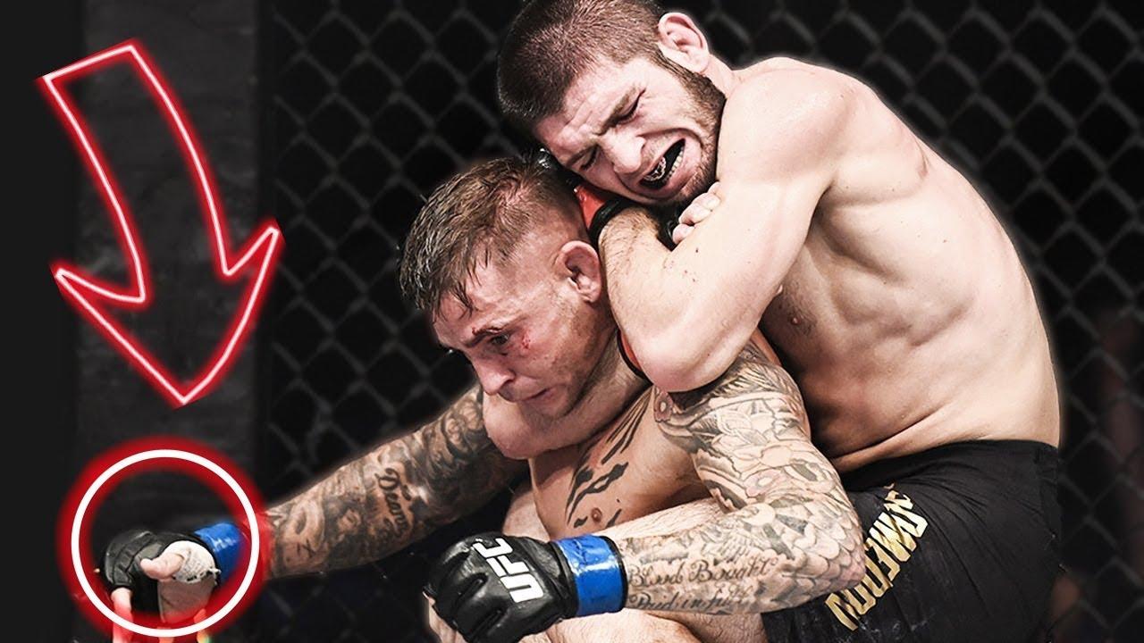 ХАБИБ НУРМАГОМЕДОВ vs ДАСТИН ПОРЬЕ UFC 242 ИГРА УДИВИЛА ВЕСЬ МИР