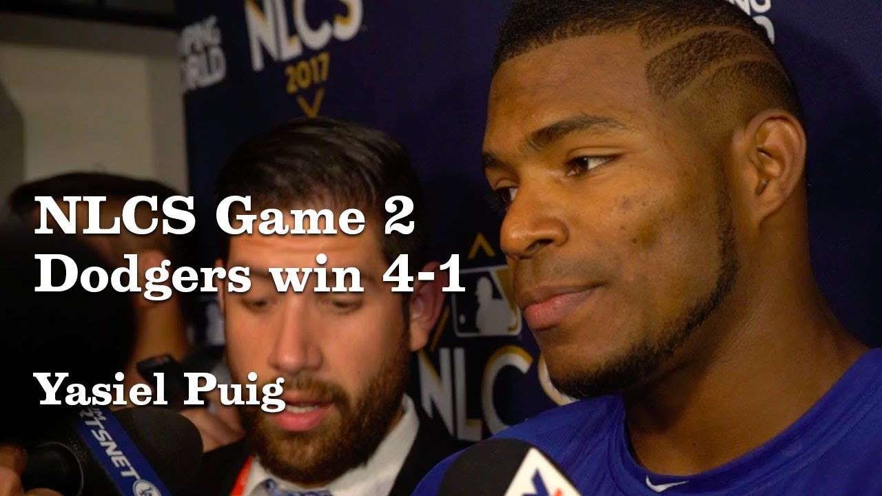 Yasiel Puig could end up being more than just a replacement for ...