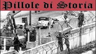 148 Quando e perchè fu costruito il Muro di Berlino Pillole di Storia con BoPItalia