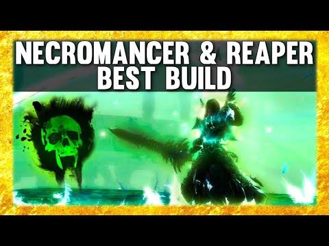 Necromancer & Reaper Best Build PvE  PvP  WvW 2019 - Guild Wars 2